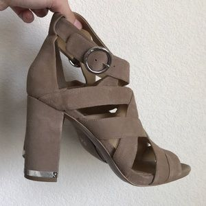 *BRAND NEW* Michael Kors Strappy Heels